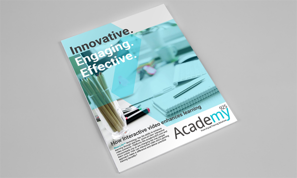 Sign up to receive our FREE paper 'How interactive video enhances learning'